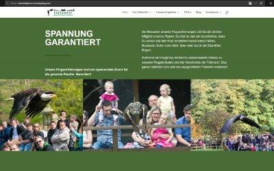Unsere neue Homepage ist da